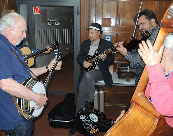 Bluegrass Camp Germany 2015 - Jam Session