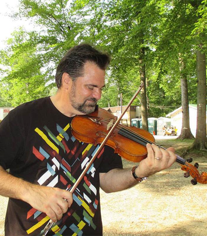 Steve Thomas - Fiddle