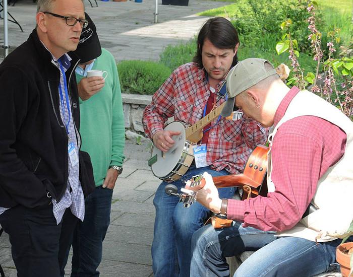 Bluegrass Camp Germany - Jam Session